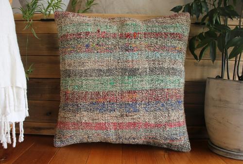 Vintage kilim cover - medium (50*50cm) - #FF426