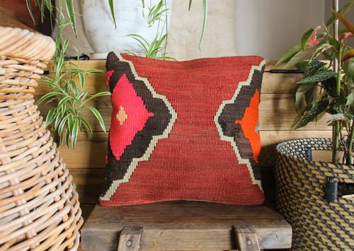 Kilim Cushion Cover (35*35cm) #62