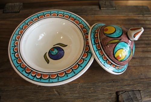 'Sitki' Unesco Collection - Trinket Dish 13cm