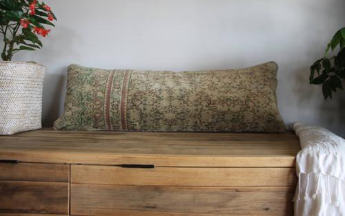 Long Lumbar Vintage carpet cover - 35*100cm #34