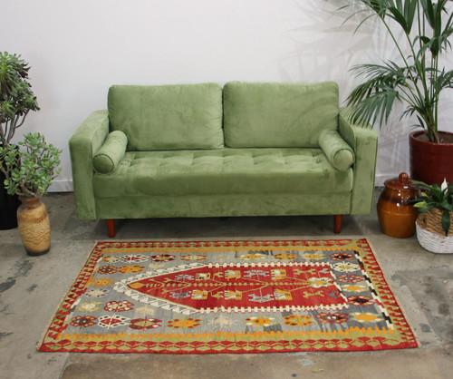 Vintage Turkish Esme kilim (A57) 115*169cm