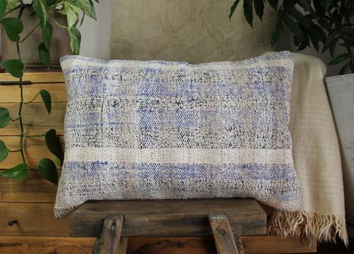 Handwoven kilim cover rectangle (40*60cm) #KR251