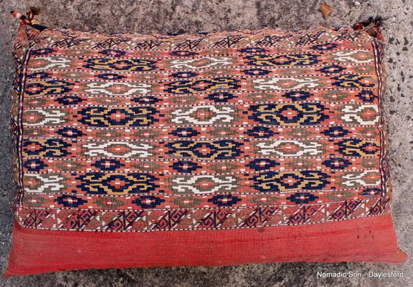 Antique Turkmen Camel bag 75*110cm