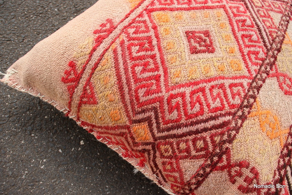 Anatolian Camel Bag/Sitting Pillow (#G283) 67*105cm