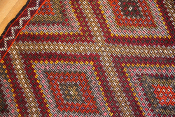 Vintage Denizli Cicim kilim (#L126) 210*287cm