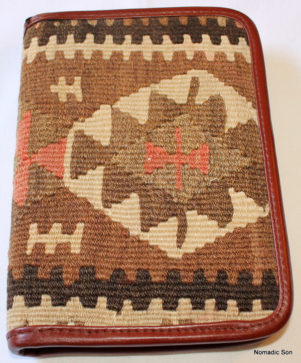 Kilim book #5 Front