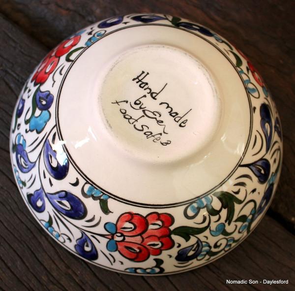 Classic 'Samur' ceramic bowl - 15cm