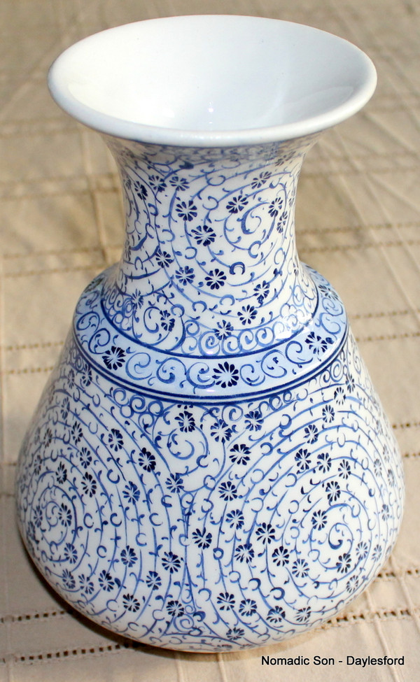 Samur classic 'Sultans' vase - large