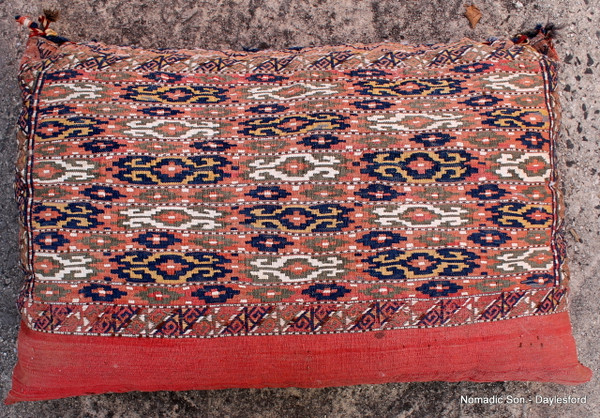 Antique Turkmen Camel bag 75*110cm