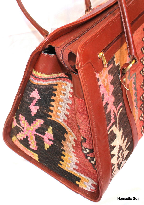 Kilim Travel Bag