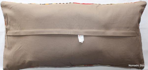 Vintage kilim cover rectangle (40*80cm) #PWR11