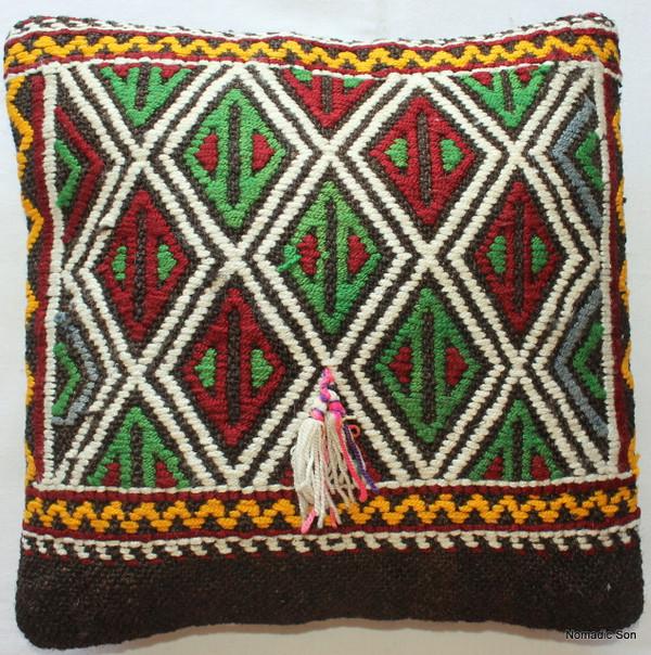 Kilim Cushion Cover (35*35cm) #14
