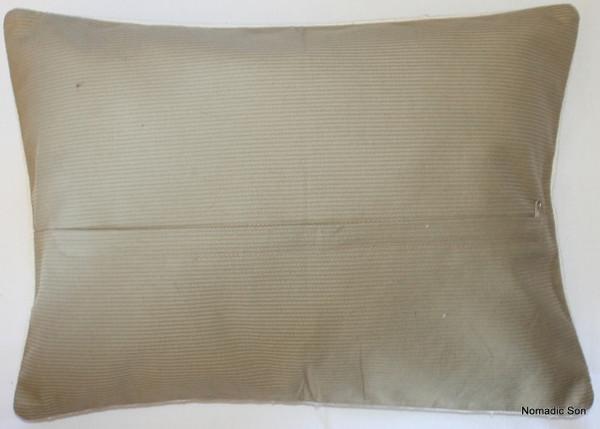 Vintage kilim cover rectangle (35*50cm) #TR3