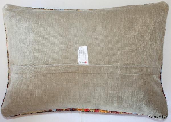 Vintage kilim cover rectangle (35*50cm) #TR6