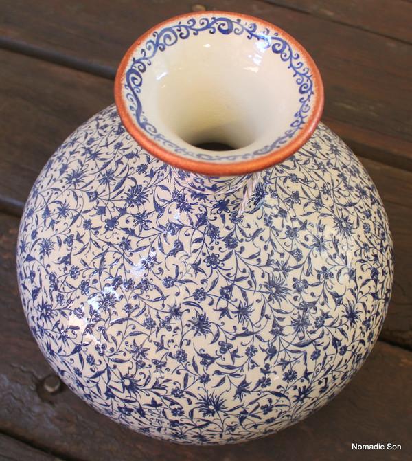 'Lela' Bulb Vase - 30cm