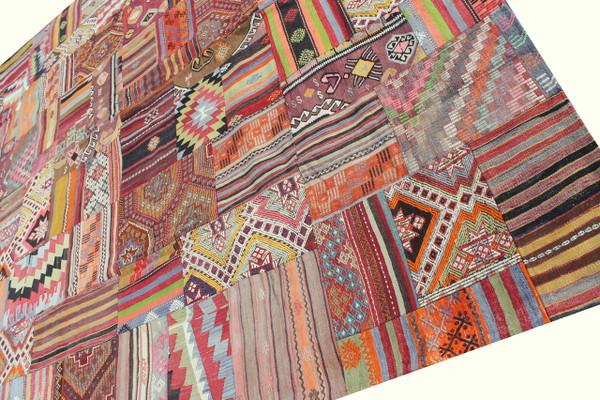 Anatolian Patchwork Kilim (#J231) 350*465cm
