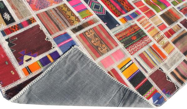 Anatolian Patchwork Kilim (#J241) 198*299cm