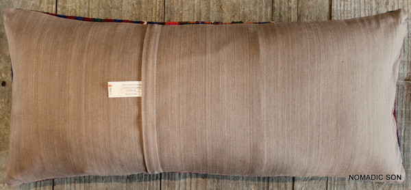Vintage Kilim cover rectangle (30*70cm) #L3710