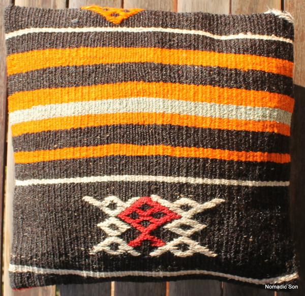 Vintage kilim cover - small (40*40cm) #1125