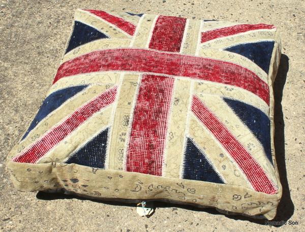Union Jack Ottoman - Classic (75*75*15cm)