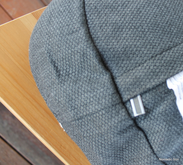 Seat Pad / Chair Cushion / Round Gusseted Cover #SC11