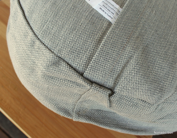 Seat Pad / Chair Cushion / Round Gusseted Cover #SC18