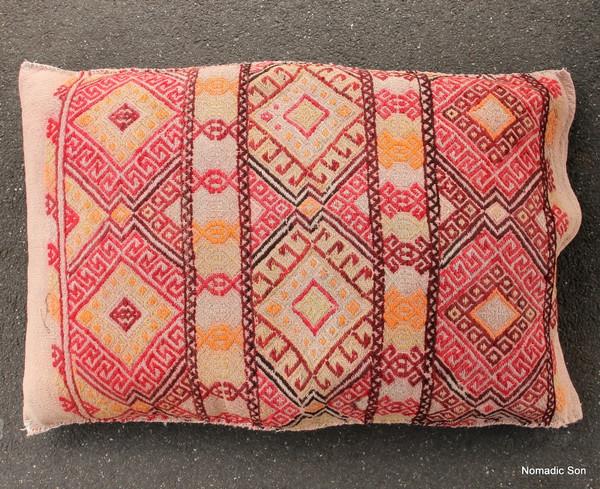 Anatolian Camel Bag/Sitting Pillow (#G283) 67*105cm