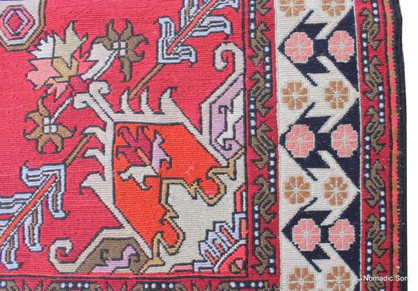 Old wool soumak (#A201) 120*203cm
