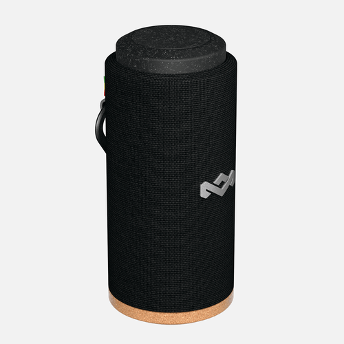 Black | No Bounds Sport Bluetooth Speaker black - left