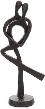 Love Art Sculptures - Cast Iron Wedding (I Love You)