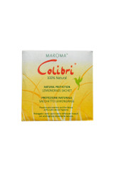 Colibri Natural Moth Repellent Pack of 3 Large Drawer Sachets