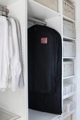 Breathable Black Suit Cover