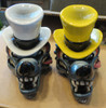 Van Chase Wolf in Top Hat Shift Knob