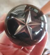 USA Military 5 Point Chrome Star Shift Knob