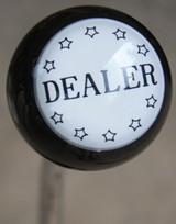 "Vintage ""Dealer"" Badge Shift Knob"