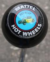 "Vintage Hot Wheels ""Hot Heap"" Shift Knob"