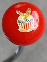 Desert Shield Shift Knob -Eagle