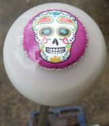 Day of the Dead Skully Shift Knob