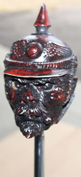 """Blood Stone"" Von Dutch German Shift Knob"