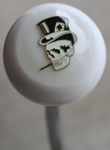 Top Hat Skull Shift Knob