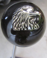 Eagle Head Black Shift Knob