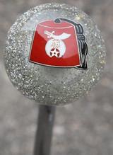 Freemason Masonic Symbol Fez Shift Knob