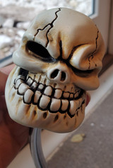 Punchey Skull Shift Knob