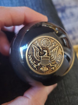 US Military Eagle & Shield Shift Knob