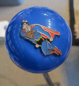 Flying Superman Shift Knob