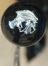 Mercury Head Engraved Shift Knob