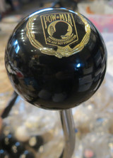 POW/MIA You Are Not Forgotten Shift Knob