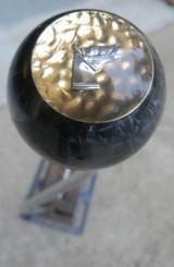 Hammered Brass Horse Head Shift Knob