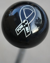 POW/MIA Ribbon Shift Knob