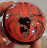 Large Black Widow Spider Shift Knob
